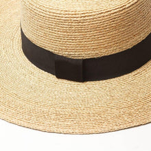 Load image into Gallery viewer, Handmade Panama Sun Hat | Fine Raffia Straw Bella_wantmustneed.com