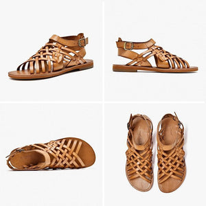 wantmustneed.com / Genuine Leather Sandals | Gladiator Hayden [variant_title]