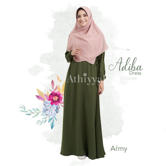 Adiba Dress - Alhigam
