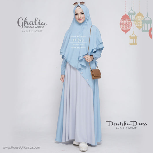 Denisha Dress - Alhigam