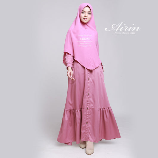 AIRIN DRESS by House of Kaisya - Alhigam