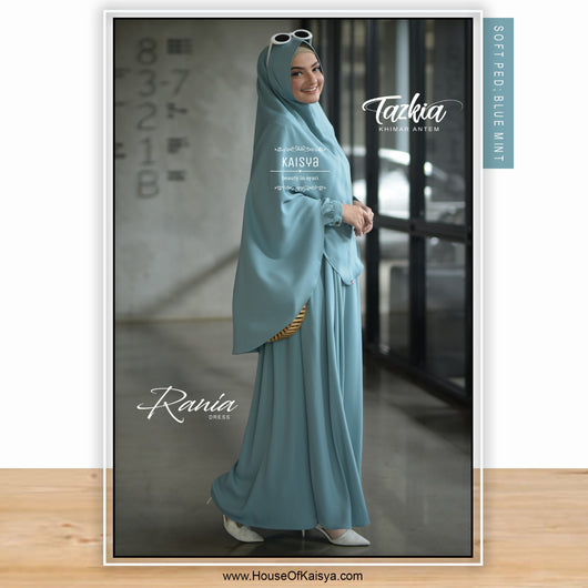 RANIA DRESS by House of Kaisya