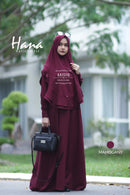 Hana Dress - Alhigam