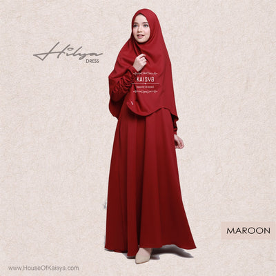Hilya Dress - Alhigam