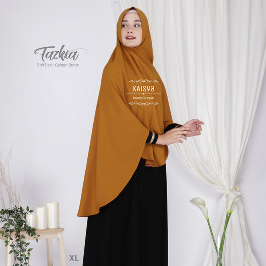 TAZKIA KHIMAR by House of Kaisya - Alhigam