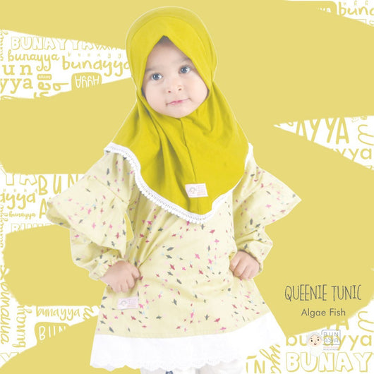 Queenie Tunic - Alhigam