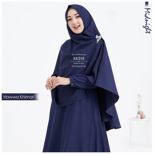 HAWWA KHIMAR by House of Kaisya - Alhigam