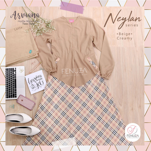 NEYLAN DRESS by Fenuza
