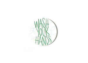 Happy Everything Wash Your Hands Attachment