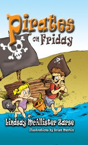 Pirates on Friday by Lindsay McAllister Zarse