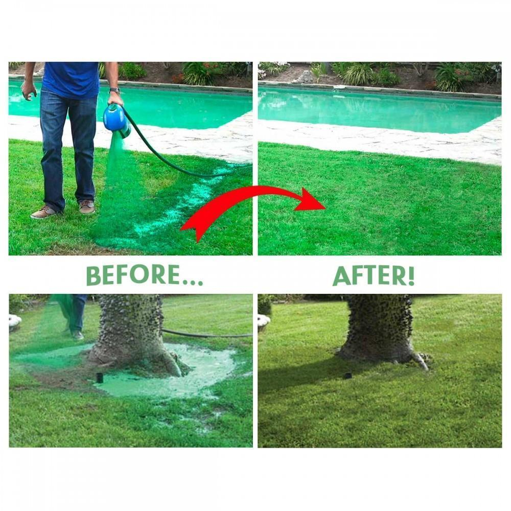 Liquid Lawn System - From Seed to Sod!