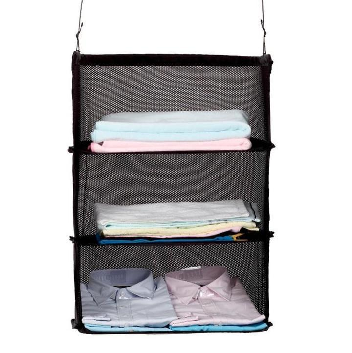 3-Layer Travel Storage Rack