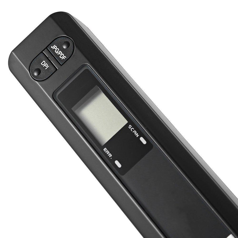 Portable Handheld Scanner (1 Set)