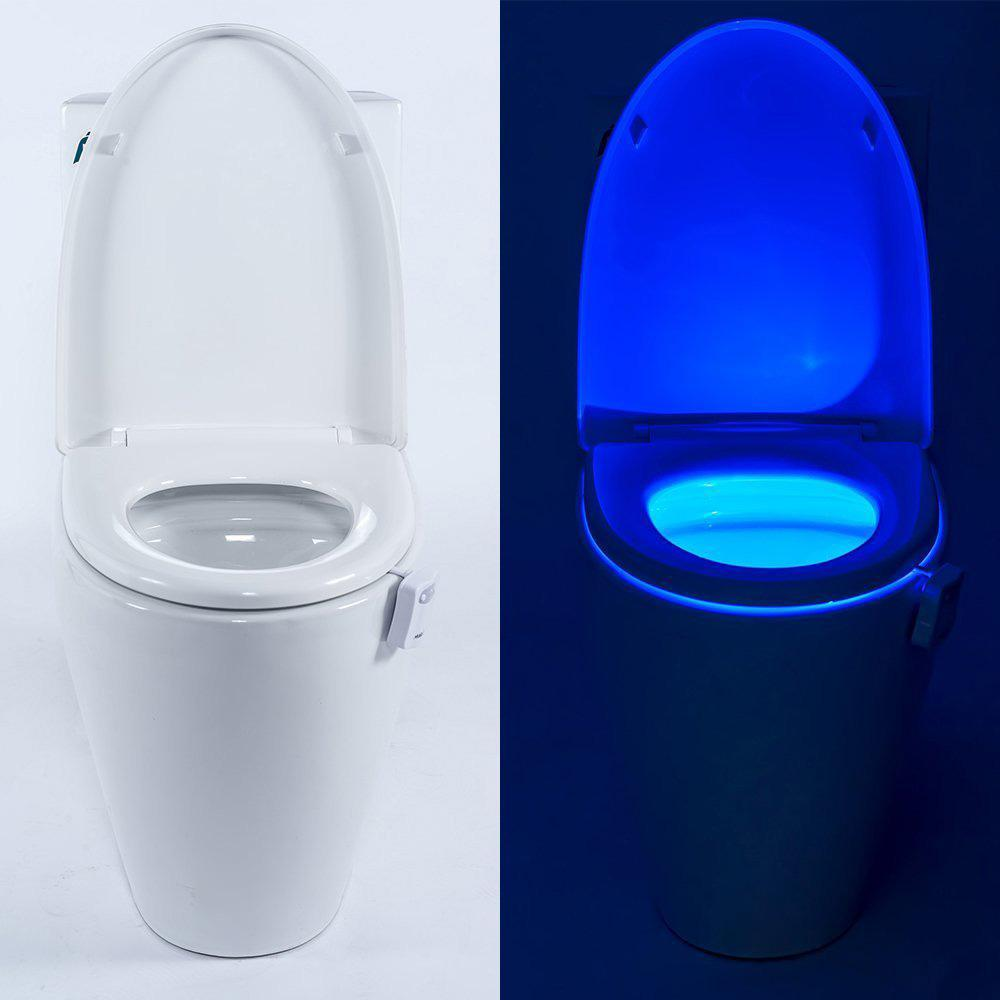 Toilet Sensor Night Light