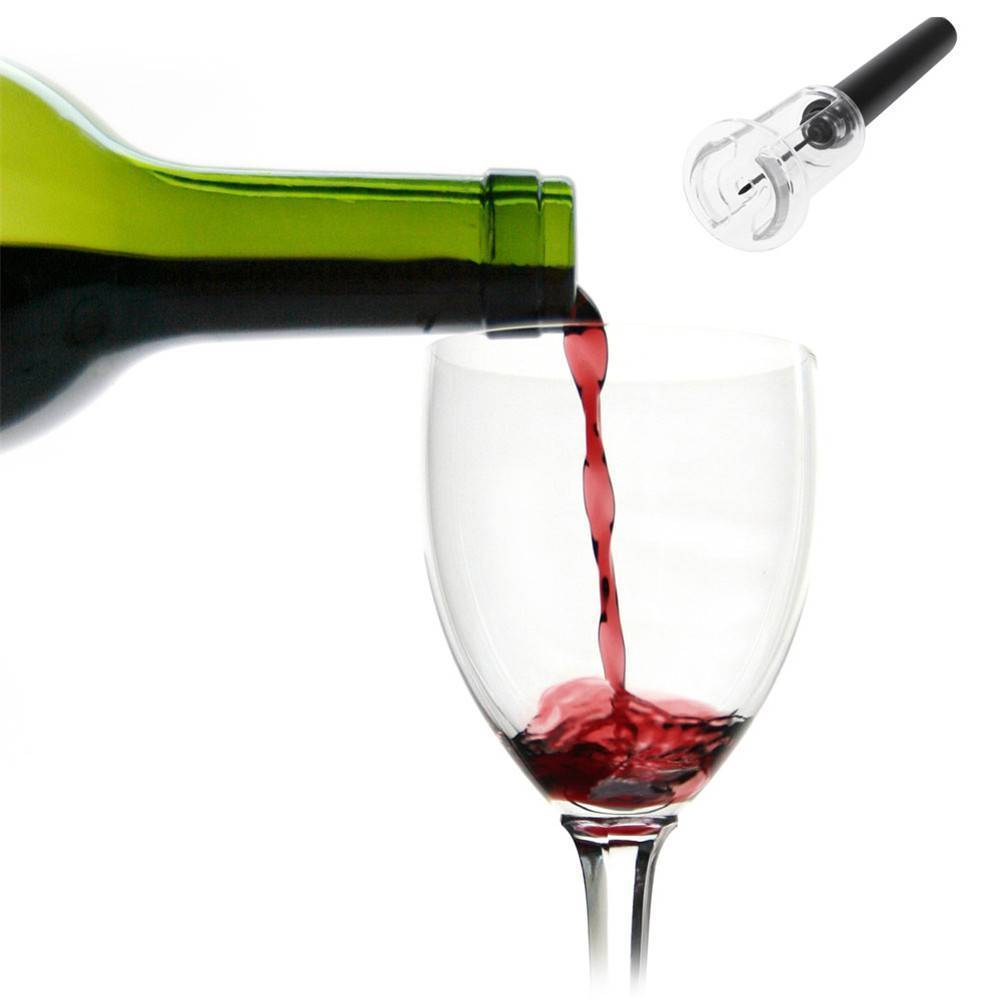 Air Pressure Red Wine Bottle Opener