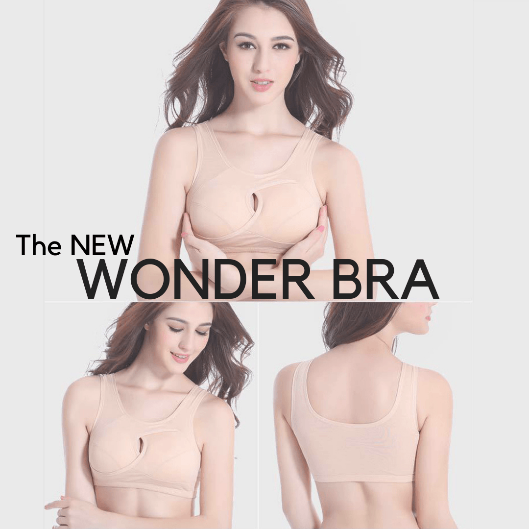 2019 New Anti-Sagging WONDER BRA™