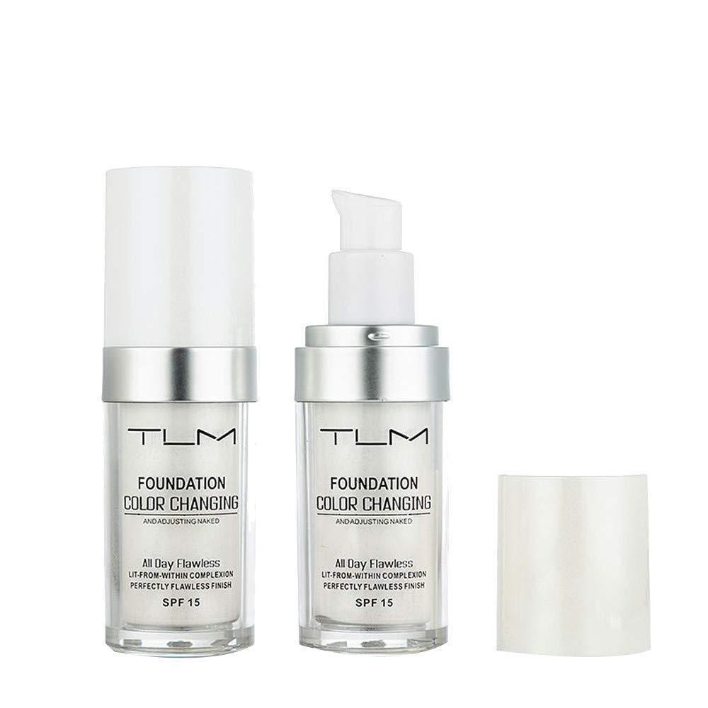 TLM COLOR CHANGING FOUNDATION SPF 30ML