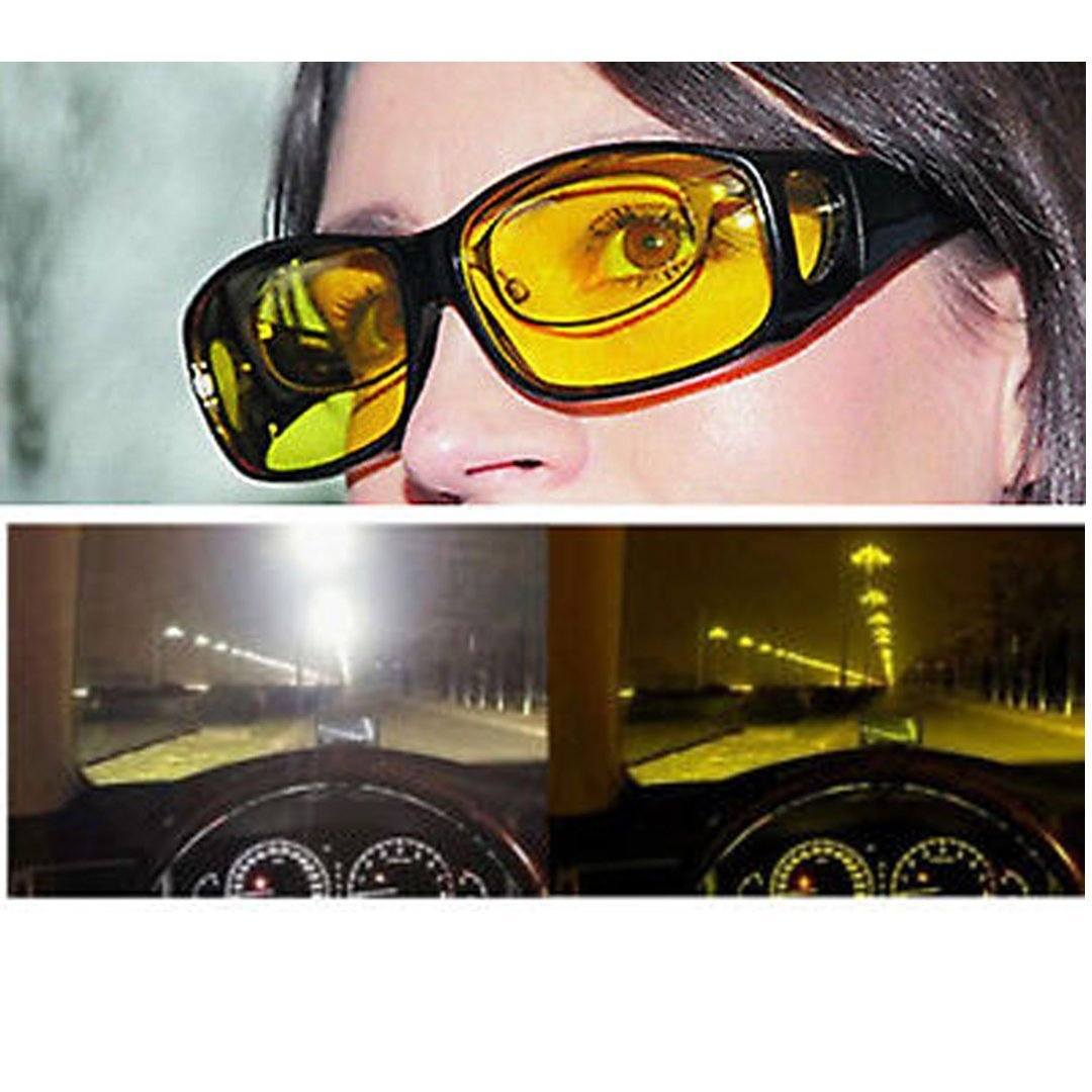 Best Night Vision HD Driving Glasses