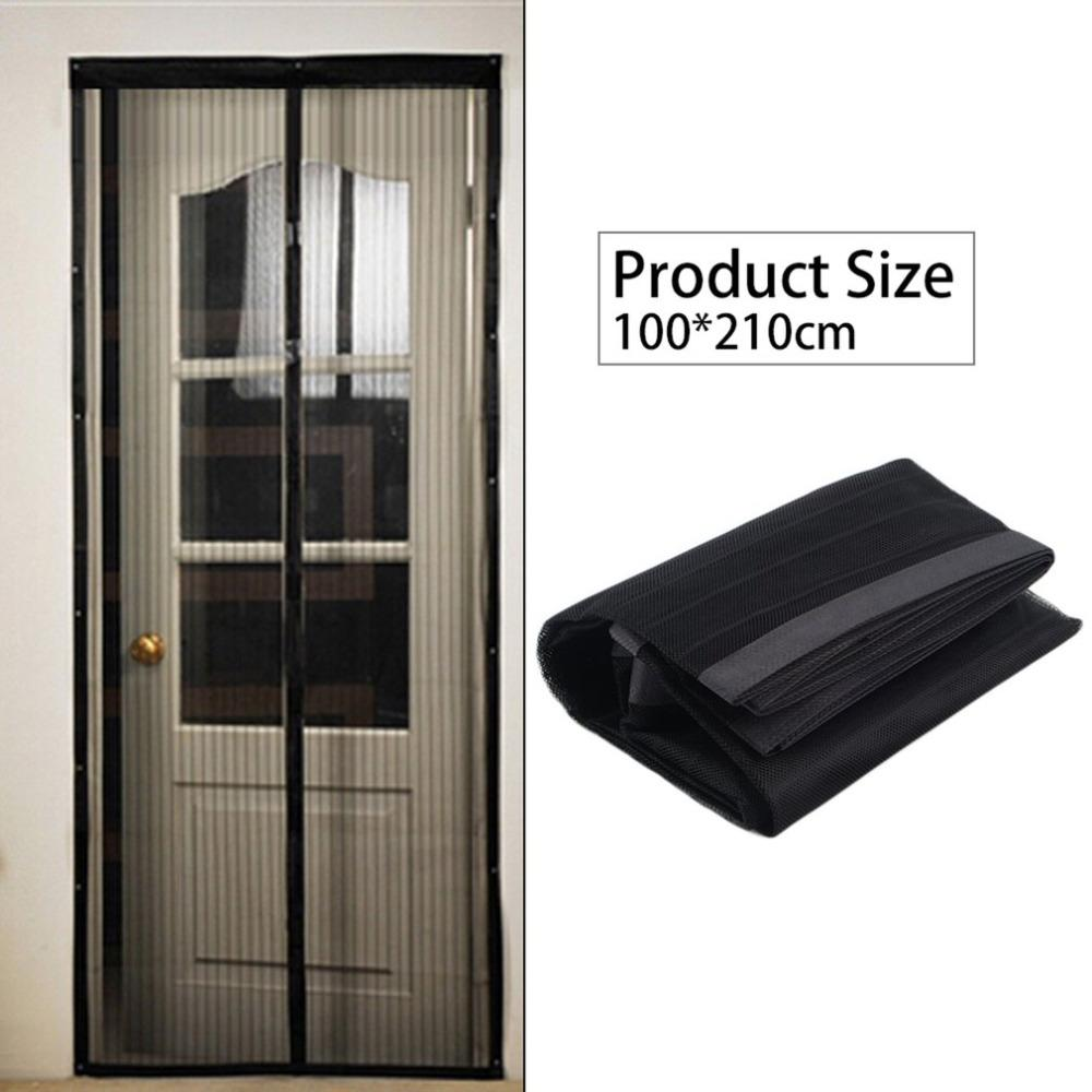 Magic Mesh - Magnetic Screen Door