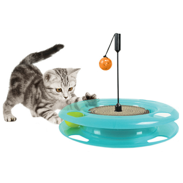 Cat Scratcher Toy(1 Set)