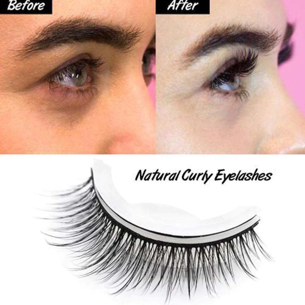 Ruby™ Self-Adhesive Eyelashes