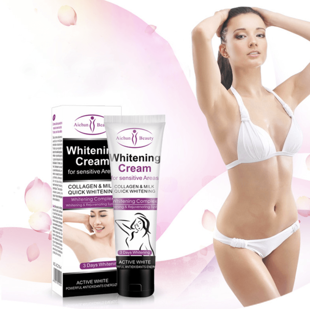 Private Parts Lightning Whitening Cream Set