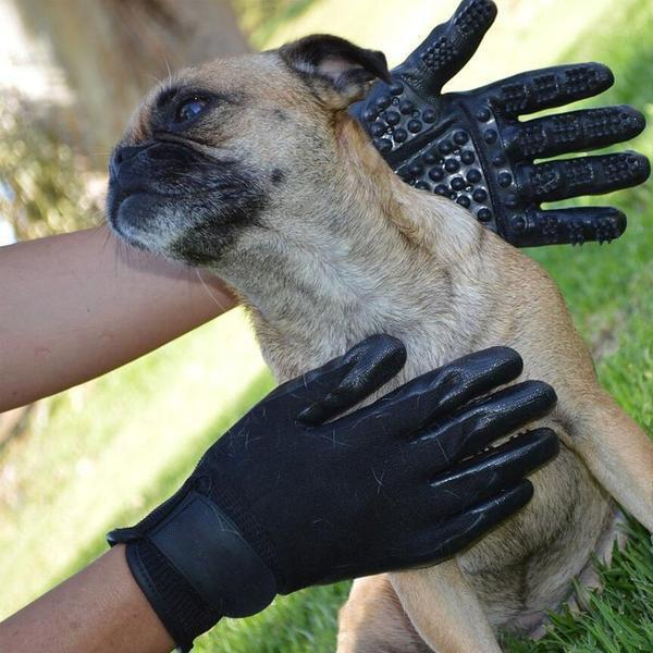 Pet Cleaning Gloves (1 Pair)