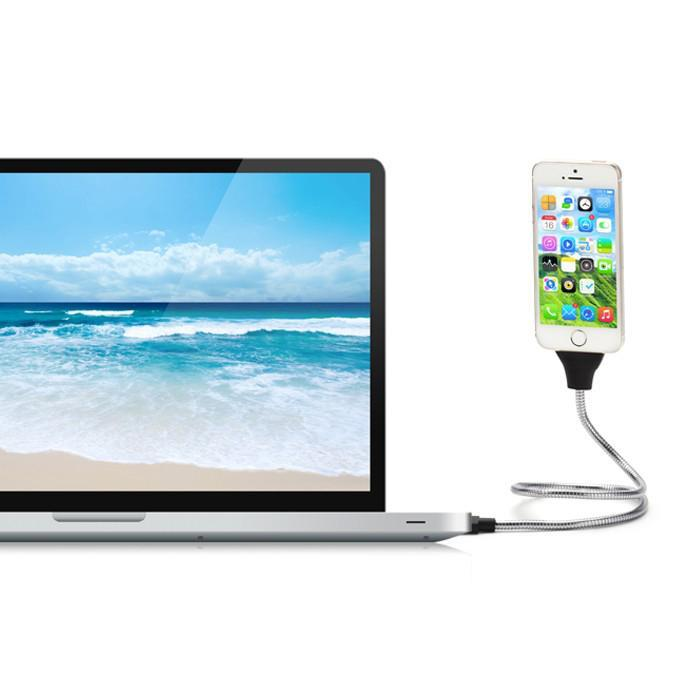 Flexible Stand up Charge Cable