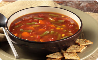 Easy Ultimate Mary Vegetable Soup