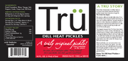 Trü Heat Spicy Dill Chips