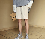 [Korean Style] High-Quality Minimal Short Pants
