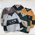 [Korean Style] 5 Colors Crocheted Sweaters