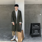 [Korean Style] Campus Casual Trench Jackets