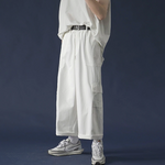 [Korean Style] 3 Color Casual Cargo Pants