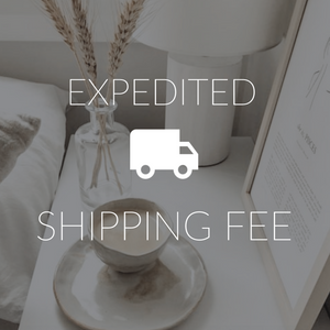 Expedited Shipping Fee
