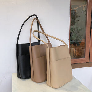 [Korean Style] Moss Minimal Shoulder Bag