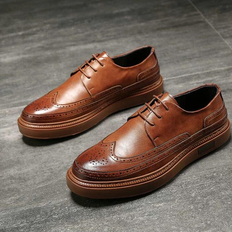 [Korean Style] Berty Oxford Shoes
