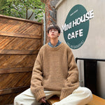 [Korean Style] Dean Crocheted Casual Sweaters