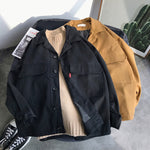[Korean Style] 3 Colors Tran Casual Jackets
