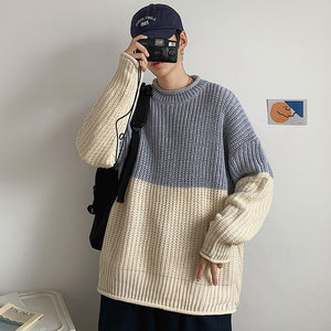 [Korean Style] Venice Wool Knitted Sweater