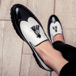 [Korean Style] Oxfords Tassel Loafers