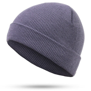 [Korean Style] Multiple Color Knit Beanies