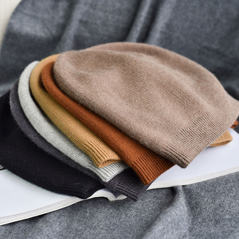 [Korean Style] Neutral Hue Unisex Beanie