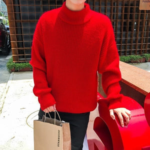 [Korean Style] Stacy Woolen Turtleneck