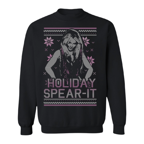 Holiday Spear-It Crewneck