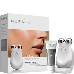 Image: NuFACE Trinity Gesichtstrainer Set in weiss, NuFACE Trinity Gesichtstrainer Set,