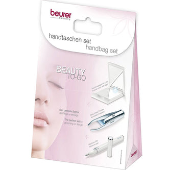 Image: Beurer Beauty To Go Handbag Set