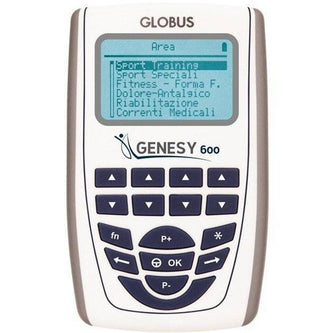 Image: Globus Genesy 600 - comes with 149 programs