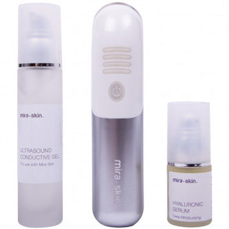 Image: Mira-Skin Ultraschall Anti-Aging Starter Set