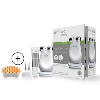 Image: Nuface Trinity Komplettes Gesichtstrainer Set